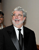 Washington, D.C. - May 9, 2009 -- George Lucas attends one of the parties prior to the White House Correspondents Dinner in Washington, D.C. on Saturday, May 9, 2009..Credit: Ron Sachs / CNP.(RESTRICTION: NO New York or New Jersey Newspapers or newspapers within a 75 mile radius of New York City)