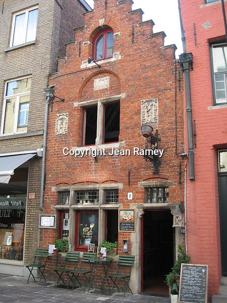 Cafe - Brugge, Belgium