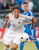 San Jose Earthquakes vs Swansea City AFC, July 31, 2012