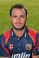 Mark Pettini of Essex CCC in Friends Life T20 Kit - Essex County Cricket Club Press Day at the Essex County Ground, Chelmsford, Essex - 02/04/13 - MANDATORY CREDIT: Gavin Ellis/TGSPHOTO - Self billing applies where appropriate - 0845 094 6026 - contact@tgsphoto.co.uk - NO UNPAID USE.