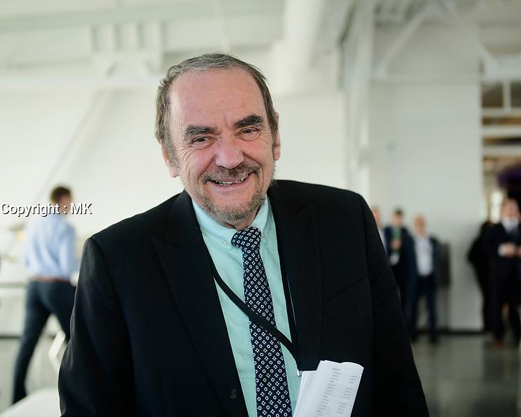 Assemblee Annnuelle de Bombardier<br /> , ;e 1er mai 2019 - ,Michel Nadeau<br /> <br /> PHOTO : Agence Quebec Presse