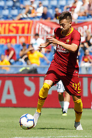 Roma's Stephan El Shaarawy in action during the Italian Serie A football match between Roma and Chievo Verona at Rome's Olympic stadium, September 16, 2018.<br /> UPDATE IMAGES PRESS/Riccardo De Luca