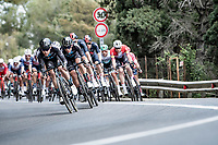 coming down the Capo Berta<br /> <br /> 112th Milano-Sanremo 2021 (1.UWT)<br /> 1 day race from Milan to Sanremo (299km)<br /> <br /> ©kramon