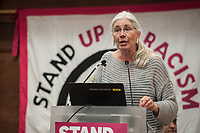 Stand Up To Racism Conference 2017. Held in central London. 22-10-17
