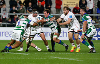 Friday 8th October 2021<br /> <br /> Rob Herring during the URC Round 3 clash between Ulster Rugby and Benetton Rugby at Kingspan Stadium, Ravenhill Park, Belfast, Northern Ireland. Photo by John Dickson/Dicksondigital