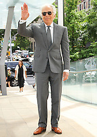 NEW YORK CITY, NY, USA - SEPTEMBER 03: Ralph Lauren arrives at the 8th Annual Fashion Award Honoring Carolina Herrera held at the David H. Koch Theater at Lincoln Center on September 3, 2014 in New York City, New York, United States. (Photo by Jeffery Duran/Celebrity Monitor)