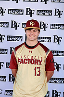 Dillon Burt (13) of Brookhaven Academy in Bogue Chitto, Mississippi during the Baseball Factory All-America Pre-Season Tournament, powered by Under Armour, on January 12, 2018 at Sloan Park Complex in Mesa, Arizona.  (Mike Janes/Four Seam Images)