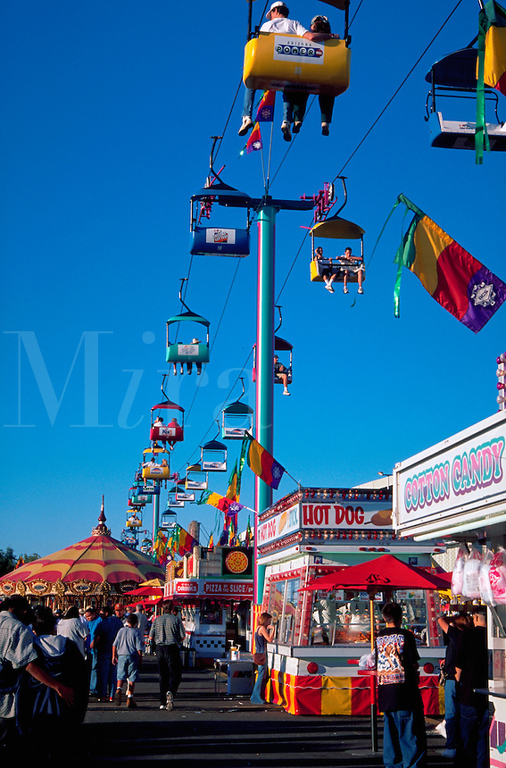 Arizona State Fair in Phoenix