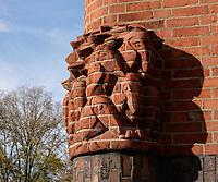 Nederland  Amsterdam  2020.  Museum het Schip in de Zaanstraat, gebouwd in Amsterdamse School stijl. Dit museum was vroeger een postkantoor, ontworpen door Michel de Klerk .  Foto : ANP/ HH / Berlinda van Dam
