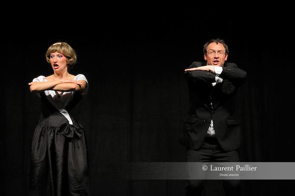 Cadre : Festival Printemps de paroles..Le 22/05/2012..© Laurent Paillier / photosdedanse.com