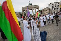 2017/08/03 Berlin | Kundegbung | Jahrestag Massaker an Yeziden