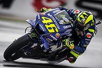 VALENTINO ROSSI - ITALIAN - MOVISTAR YAMAHA MotoGP - YAMAHA<br /> Valencia 18-11-2018 <br /> Moto Gp Spagna<br /> Foto Vincent Guignet / Panoramic / Insidefoto