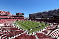 Santa Clara, CA - Saturday June 18, 2016: Levi's Stadium during a Copa America Centenario quarterfinal match between Mexico (MEX) and Chile (CHI) at Levi's Stadium.