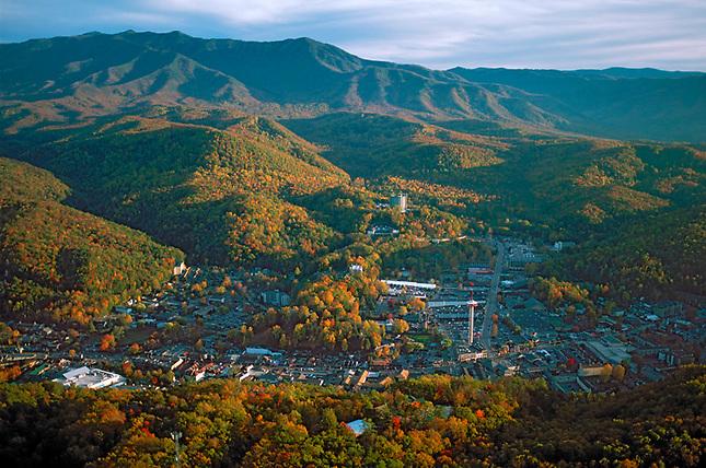 Gatlinburg Great Smoky Mountains