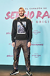 Karim Benzema in the world preview of EL CORAZÓN DE SERGIO RAMOS, documentary series about the life of the captain of Real Madrid and the Spanish Soccer Team, at the Reina Sofía Museum on September 10, 2019 in Madrid, Spain.<br />  (ALTERPHOTOS/Yurena Paniagua)