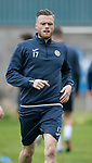 St Johnstone training…25.08.17<br />New signing Denny Johnstone pictured training at McDiarmid Park this morning ahead of tomorrows game at Celtic.<br />Picture by Graeme Hart.<br />Copyright Perthshire Picture Agency<br />Tel: 01738 623350  Mobile: 07990 594431