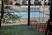 Campinas (SP), 31/03/2021 - A cidade de Campinas (SP) anunciou nesta terça-feira (30) que vai proibir o uso de áreas coletivas em condomínios residenciais, o que inclui piscinas, quadras de esportes, academias e salão de festas, durante a fase emergencial do Plano São Paulo - válida até o dia 11 de abril. A restrição será publicada nesta quarta-feira (31) no Diário Oficial do município e é um aditivo ao decreto de restrições publicado no dia 25 de março.