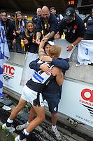 150425 AFL - St Kilda Saints v Carlton Blues