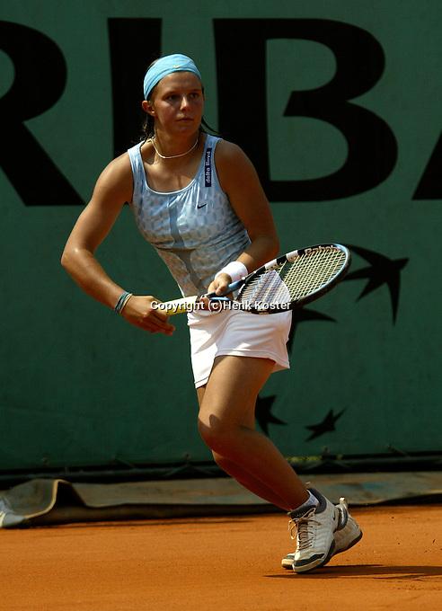 20030601, Paris, Tennis, Roland Garros, Flipkens