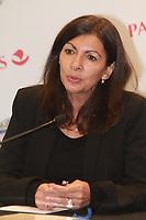 ANNE HIDALGO JEUX DE 2024 ET 2028 LES MAIRES DE PARIS ET LOS ANGELES SIGNENT UN ACCOD DE COOPERATION