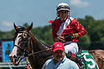 By Your Side wins the Sanford Stakes ridden by Irad Ortiz jr