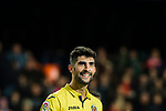 Alvaro Gonzalez Soberon of Villarreal CF reacts during the La Liga 2017-18 match between Valencia CF and Villarreal CF at Estadio de Mestalla on 23 December 2017 in Valencia, Spain. Photo by Maria Jose Segovia Carmona / Power Sport Images