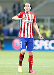 Atletico de Madrid's Diego Godin during UEFA Champions League 2015/2016 Final match.May 28,2016. (ALTERPHOTOS/Acero)