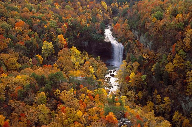 Lula Falls, Lookout Mountain Georgia