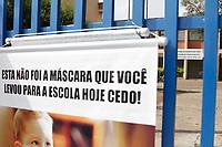 17/09/2020 - PROTESTO DE PROFESSORES EM CAMPINAS