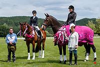 NZL-Nicola Essex rides Mirako SP and Chontelle Honour rides Eddiealex. 2020 NZL-Bates Saddles NZ Dressage Championships. NEC Taupo. Saturday 21 November 2020. Copyright Photo: Libby Law Photography