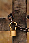 Cool lock & chain