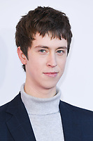 """Angus Imrie<br /> arriving for the premiere of """"The Kiid who would be King"""" at the Odeon Luxe cinema, Leicester Square, London<br /> <br /> ©Ash Knotek  D3476  03/02/2019"""