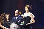 Ruth Gabriel during 64 Seminci´s Cinema Festival closing gala. October 26,2019. (ALTERPHOTOS/IVAN TOME)