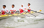 Indonesia Team competes during the Rowing Women's competition on Day Eight of the 5th Asian Beach Games 2016 at Bien Dong Park on 01 October 2016, in Danang, Vietnam. Photo by Marcio Machado / Power Sport Images