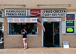 Gus & Gus' Place is a fixture fast food stand on the boardwalk at Rehoboth Beach, Delaware, USA.