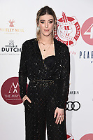 Honor Swinton Byrne<br /> arrives for the London Critic's Circle Film Awards 2020, London.<br /> <br /> ©Ash Knotek  D3552 30/01/2020