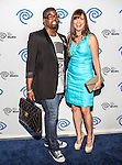 Anthony Williams and Kellie Martin at the Time Warner Media Cabletime Upfront media event held at the Private Social Restaurant  in Dallas, Texas.