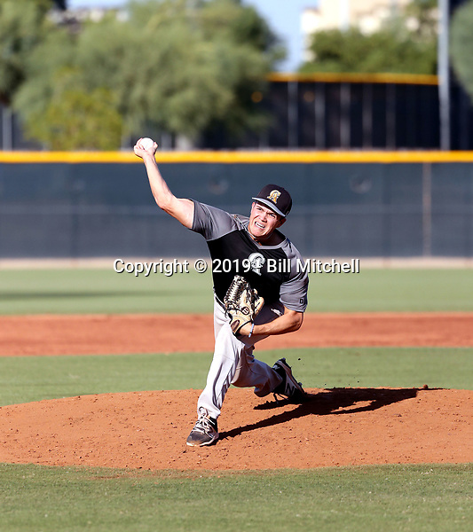 Mat Olsen - 2019 Central Arizona Vaqueros fall season (Bill Mitchell)