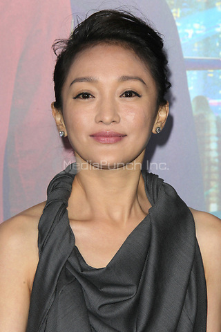 HOLLYWOOD, CA - OCTOBER 24: Zhou Xun at the Los Angeles premiere of 'Cloud Atlas' at Grauman's Chinese Theatre on October 24, 2012 in Hollywood, California. Credit: mpi21/MediaPunch Inc.