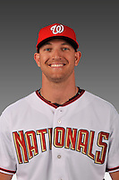 14 March 2008: ..Portrait of Steve Mortimer, Washington Nationals Minor League player at Spring Training Camp 2008..Mandatory Photo Credit: Ed Wolfstein Photo