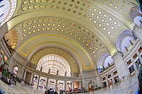 Union Station Interior Washington DC Architecture