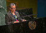 GA 72<br /> High-level meeting of the General Assembly on the appraisal of the United Nations Global Plan of Action to Combat Trafficking in Persons<br /> 25th plenary meeting<br /> <br /> <br /> Bahamas