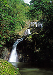 Trinidad & Tobago, Commonwealth, Tobago, Roxborough: Argyle Waterfall