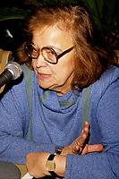 FILE -<br /> Alice Parizeau circa 1985<br /> <br /> PHOTO  : Pierre Roussel - Agence Quebec Presse