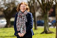 2018 03 28 Assembly Member Julie Morgan, Cardiff, Wales, UK