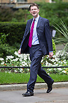 © Joel Goodman - 07973 332324 . 11/05/2015 . London , UK . GREG CLARK arrives at 10 Downing Street this afternoon (11th May 2015) . Photo credit : Joel Goodman