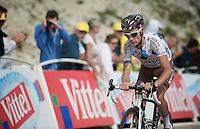 John Gadret (FRA)<br /> <br /> Tour de France 2013<br /> stage 15: Givors to Mont Ventoux, 242,5km