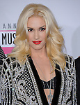 Gwen Stefani of No Doubt at The 2012 American Music  Awards held at Nokia Theatre L.A. Live in Los Angeles, California on November 18,2012                                                                   Copyright 2012  DVS / Hollywood Press Agency