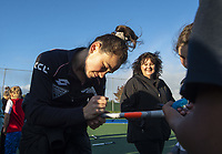 Kelsey Smith. Vantage Black Sticks hockey community session prior to the upcoming Sentinel Homes Trans-Tasman Series at Twin Turfs in Palmerston North, New Zealand on Tuesday, 25 May 2021. Photo: Dave Lintott / lintottphoto.co.nz