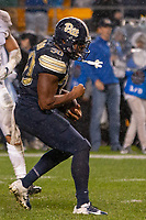 Pitt running back Qadree Ollison. The Penn State Nittany Lions defeated the Pitt Panthers 51-6 on September 08, 2018 at Heinz Field in Pittsburgh, Pennsylvania.